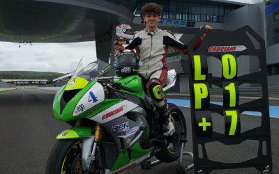 Matteo Ghidini gana en Jerez la 600cc