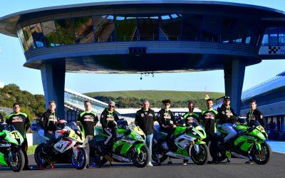 El Equipo Cruciani Racing en Jerez con 5 Pilotos gana dos podios.