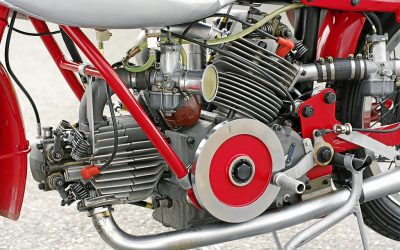 Old Racing Bike – Part 3