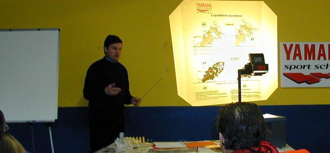 Cruciani Racing crea escuelas de conducción deportivas desde 1986